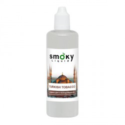 SMOKY - Табачные 120 мл - Turkish Tobacco