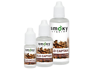 Жидкость SMOKY - Old Captain