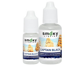 Жидкость SMOKY - Captain Black