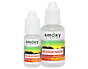 Жидкость SMOKY - Reggae Night