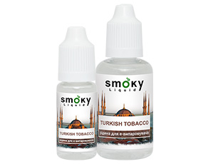 Жидкость SMOKY - Turkish Tobacco